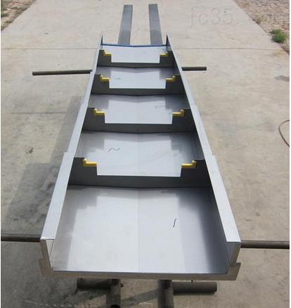 台州钢板伸缩式防护罩