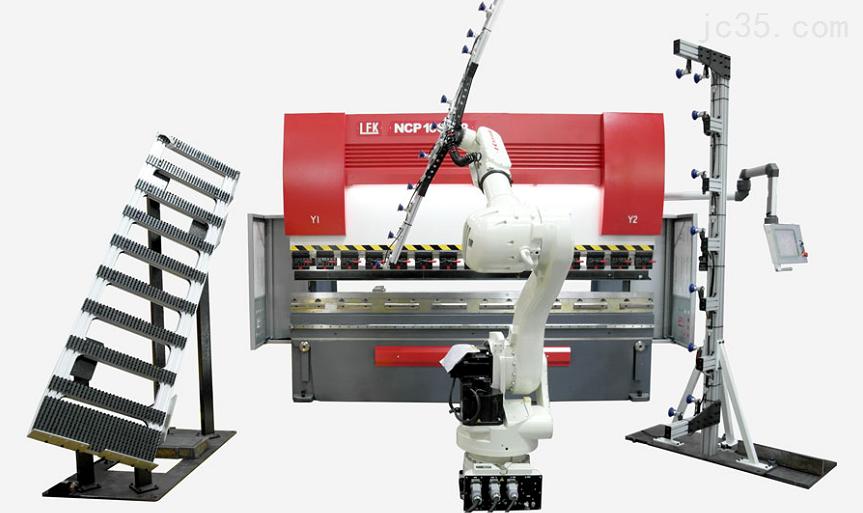 折弯机搭配折弯机器人