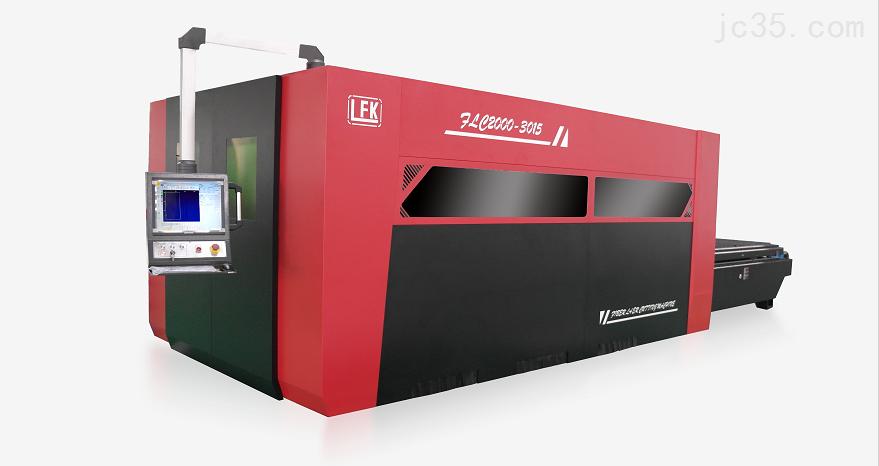 FLC2000-3015光纤激光切割机视频