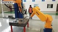 三维立体金属激光切割机