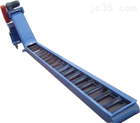 数控车机床定做链板式排屑机