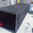 防阻燃方形升降平台风琴防护罩
