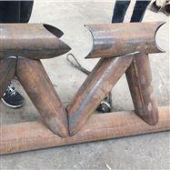 KR-XF8-64(85)不锈钢圆管方管等离子火焰相贯线切割机