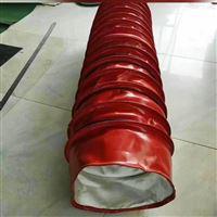 硅钛布风机耐高温软连接厂家