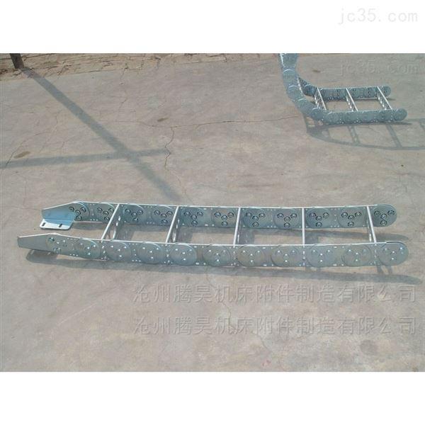 TL型阻力小钢制拖链