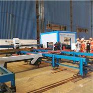 KR-XH环保型H型钢切割机 自动化程度高