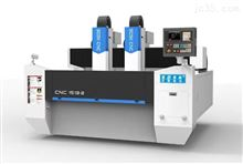 SDSK-M750D-2机型/新款CNC双头异形玻璃磨边机