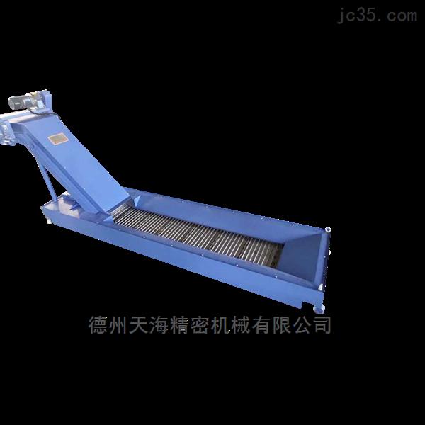 数控机床链板排屑机加工