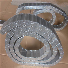 定做机床桥式钢铝拖链厂家生产加工