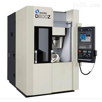 D200Z立式五轴加工中心