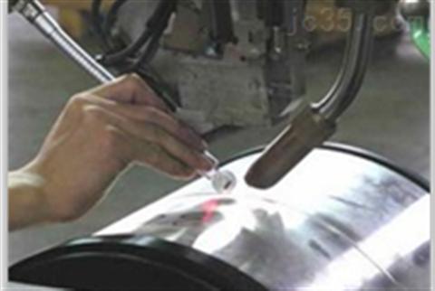 YAG-MIG复合焊激光焊接机