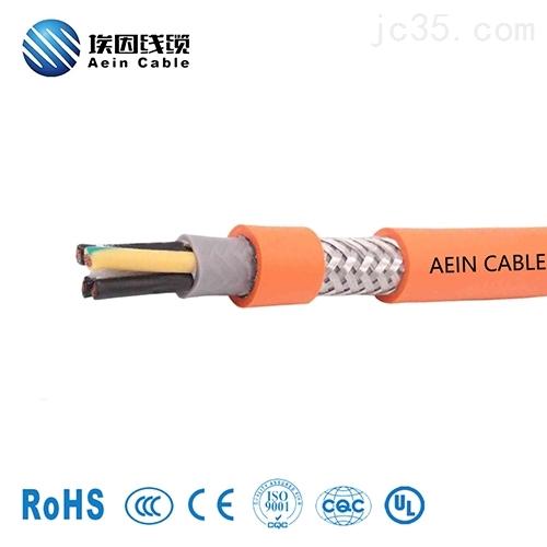 缆普替代线电机连接用电缆TPE护套