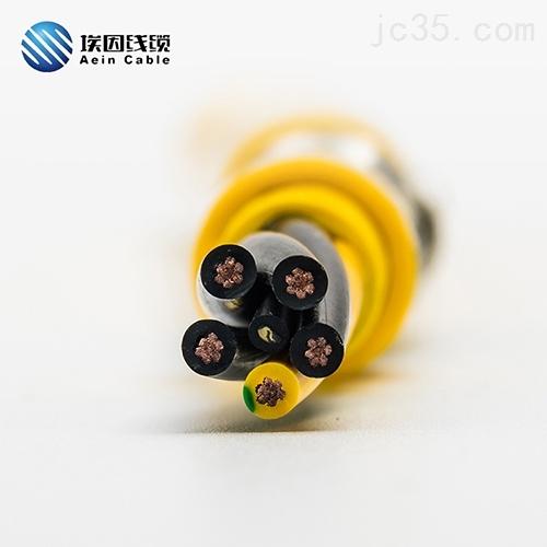 缆普替代线建筑工地用电缆PUR