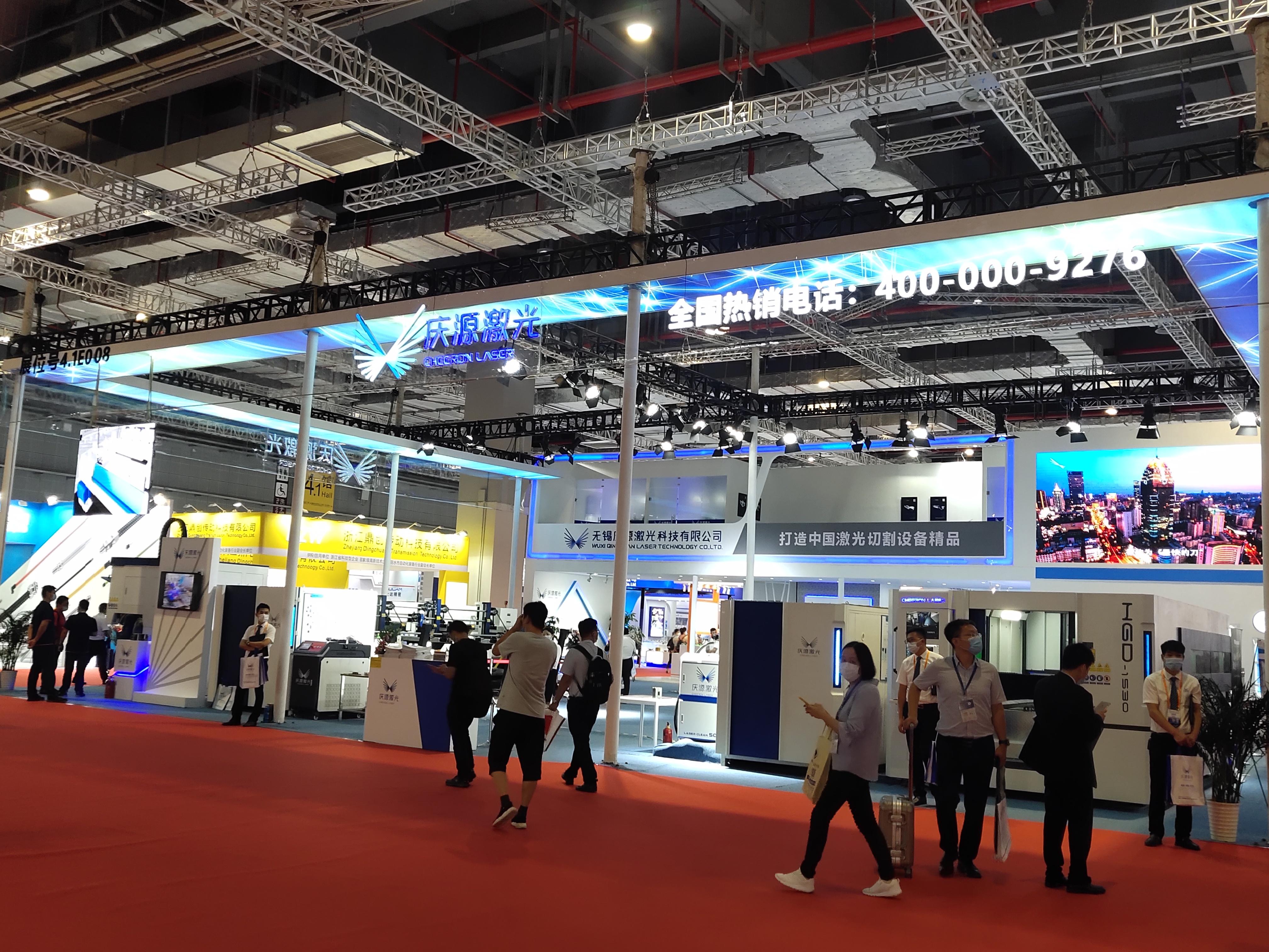 上海工博會激光企業一覽