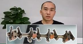 汽車發動機的搖臂軸是用什么設備生產出來的?