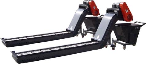 链板排屑机价格 链板排屑器型号产品图